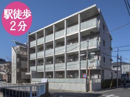 氷川台駅前学生マンション-Ⅱ