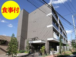 【食事付】カレッジコート赤塚